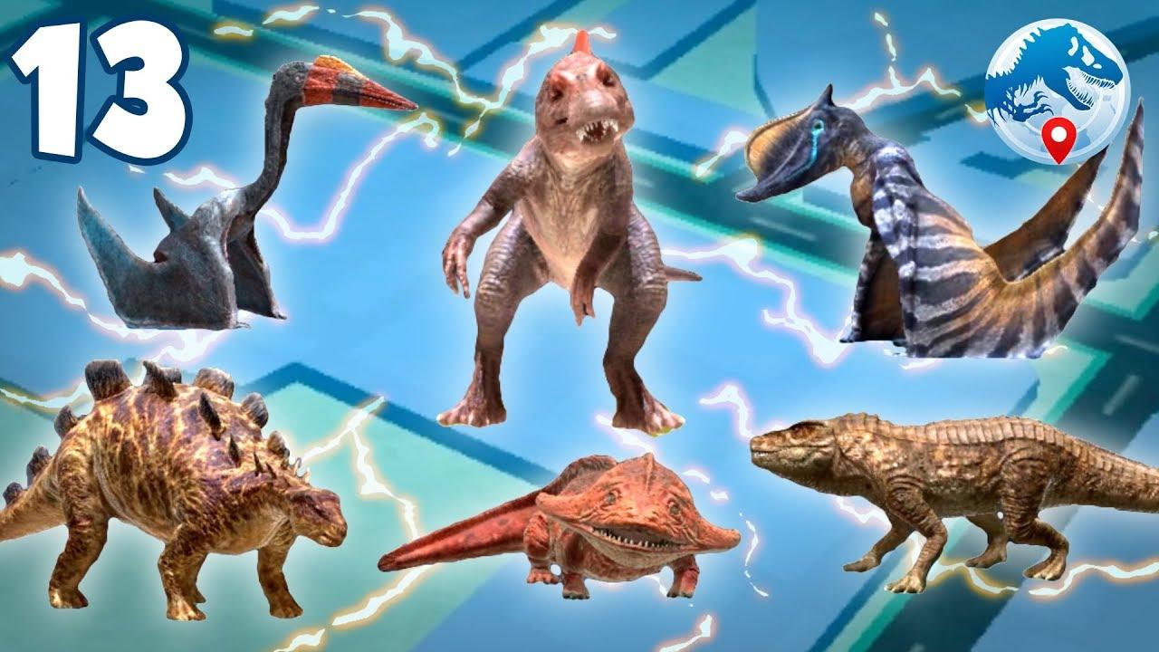Jurassic World Alive 13 Nuevos Dinos Raros Y Epico Gameplay Espanol Youtube Si viste jurassic world, la idea de combinar el adn de dos dinosaurios existentes (y en el caso de la película si no has encontrado los dos dinosaurios necesarios para hacer un híbrido, las opciones aquí aparecerán como 'desconocidas' y simplemente mostrarán el logotipo de jurassic world. jurassic world alive 13 nuevos dinos raros y epico gameplay espanol