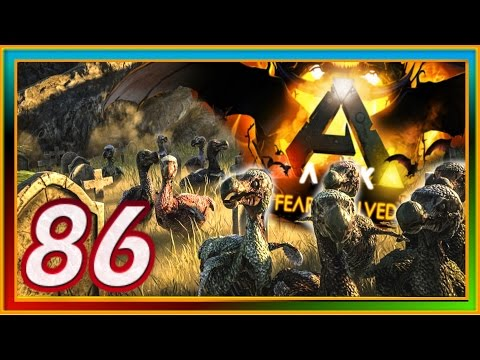 ARK: Survival Evolved - DODO vs ZOMDODO / DODOREX DEFEAT - S2E86 ( Modded Gameplay ) Fear Evolved