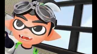 [SPLATOON MMD] No one cares about Inkling Girl