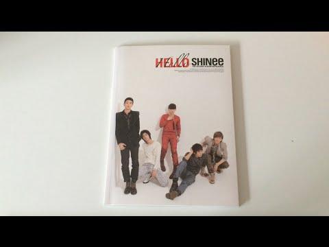 ♡Unboxing SHINee 샤이니 2nd Album Repackage Hello 헬로♡