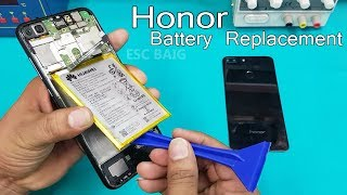 Honor 9 Lite Battery Replacement || How to Change Huawei Honor 9 Lite Battery