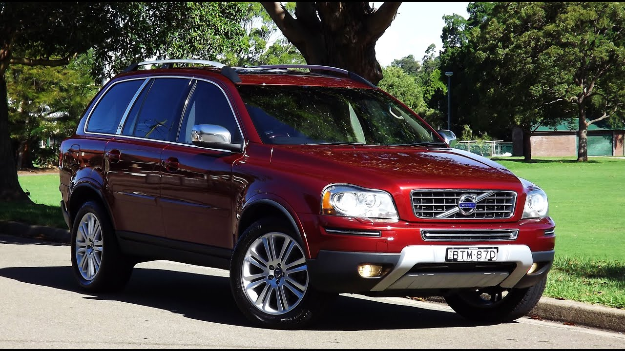 2010 volvo xc90 v8 my11 executive 7 seat automatic 35 990. Black Bedroom Furniture Sets. Home Design Ideas