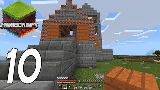 Minecraft: Survival - Gameplay Walkthrough Part 10 (iOS, Android, PC)
