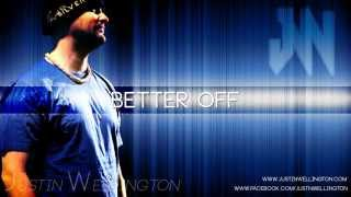 "Temp Official Video for ""Better Off"" by Justin Wellington."