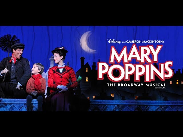 Musical Mary Poppins CAST, Theatre & Opening Date West End London