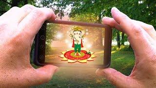 Ganesha AR App - Happy Ganesha Chaturthi!