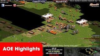AOE HighLights - Ác mộng cho đội bạn khi Chim Sẻ Đi Nắng cầm chủ lực Hittle