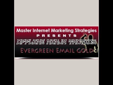 Offline Ninja Tactics Evergreen Email Gold review