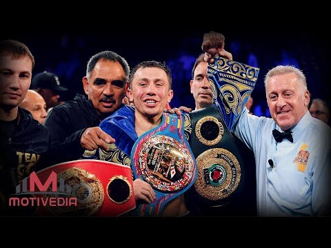 Gennady Golovkin - WHAT'S NEXT FOR GGG? (2018)