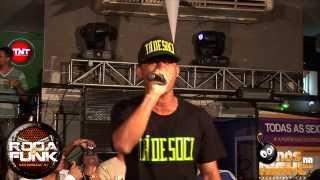 MC MK :: Ao vivo e pela primeira vez na Roda de Funk :: HD