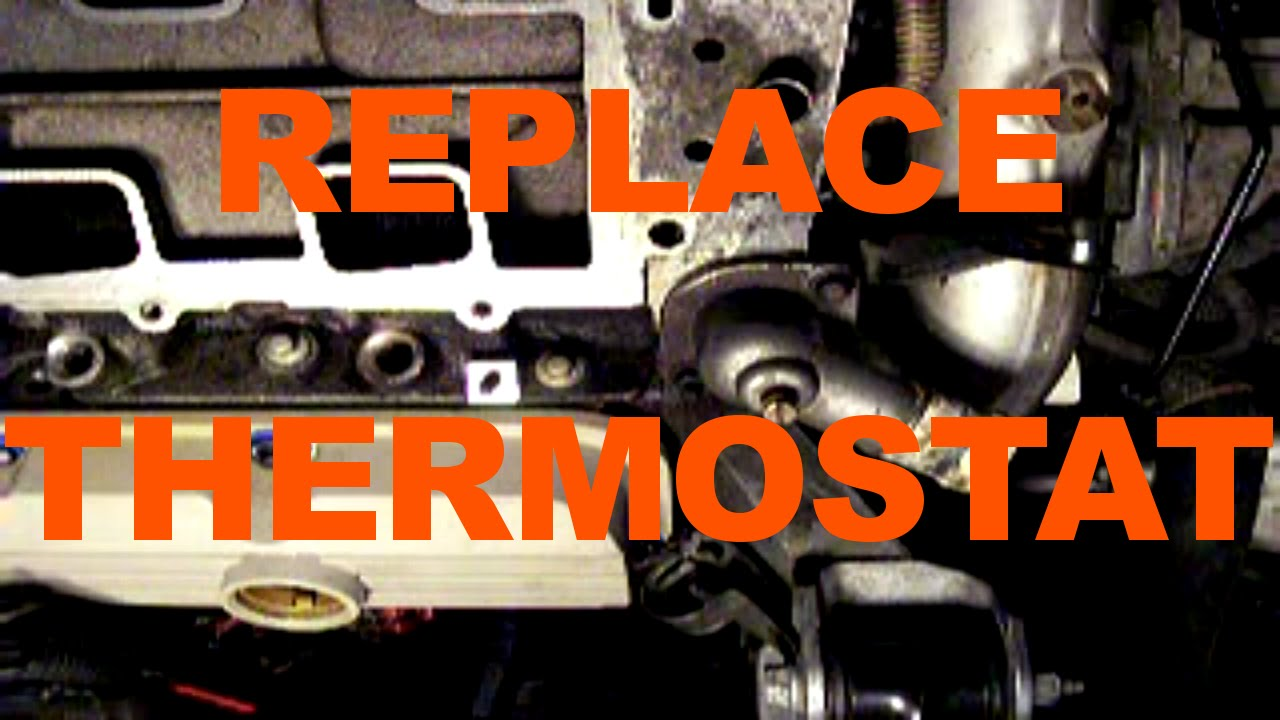 Buick Century Diagram Change Car Thermostat Replacement Fast Way Gm 3800