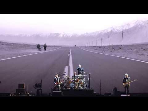 U2 - Where the Streets Have No Name (Dallas 05.26.17) HD