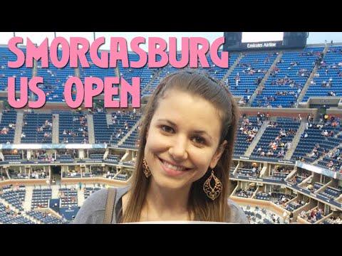 Vlog: Smorgasburg, US Open e Corona Park em Nova York