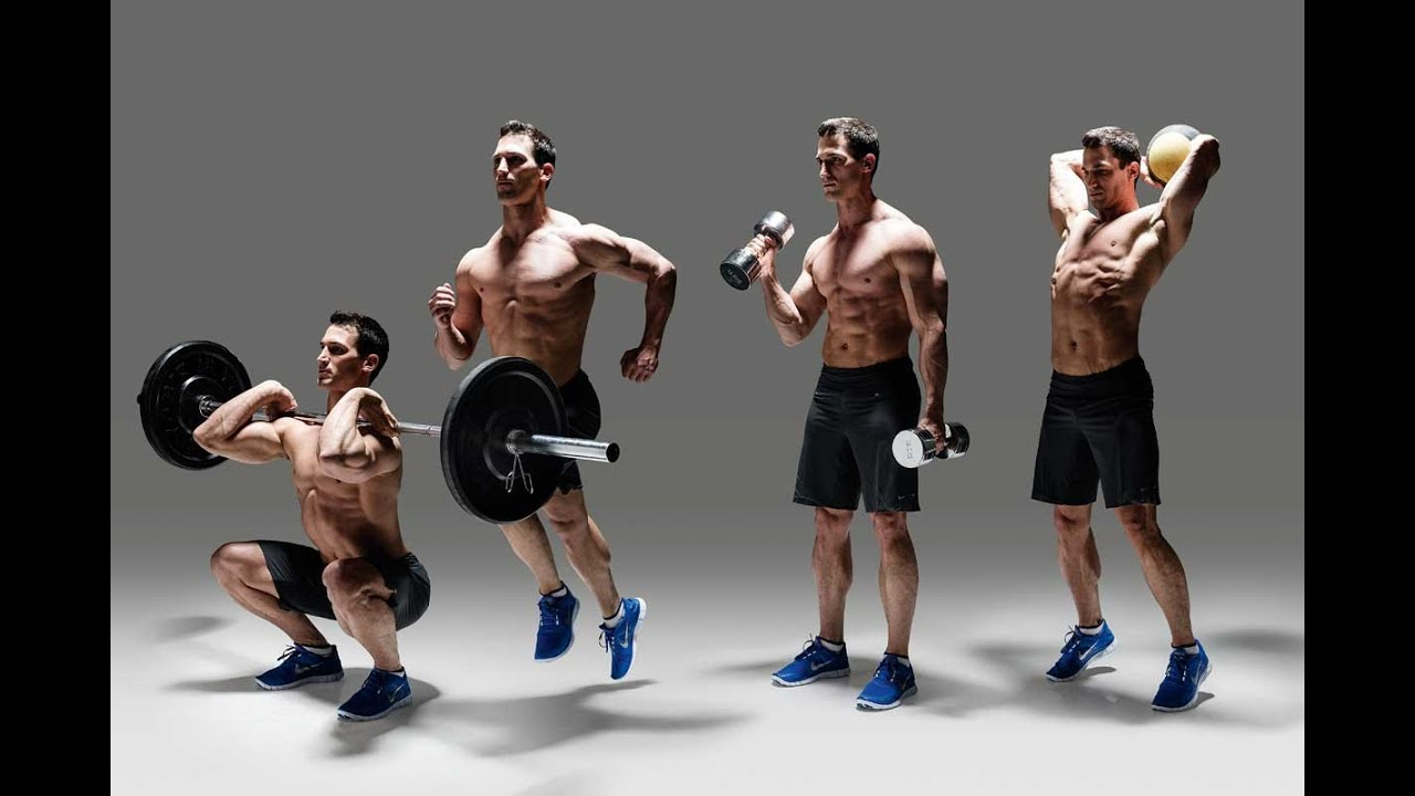Spartacus Workout 2 0 Mens Health