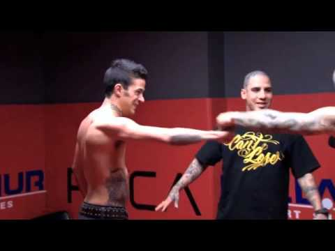 NY INK  CHRIS TORRES VS AMI JAMES SPAR REMATCH