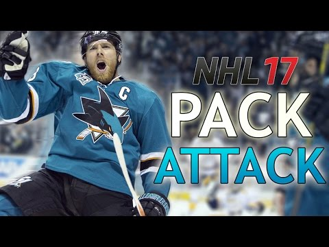 NHL 17: Pack Attack #1 'HERE WE GO!'