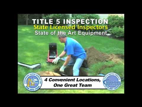 $50 OFF Title 5 Inspection in Southborough, Massachusetts