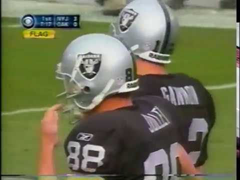2002 AFC Divisional Playoff - NYJ @ OAK [FULL GAME]