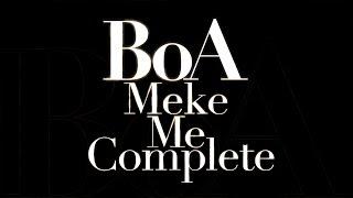 BoA「Meke Me Complete」 フジテレビ系スペシャルドラマ「大奥」主題歌 ...