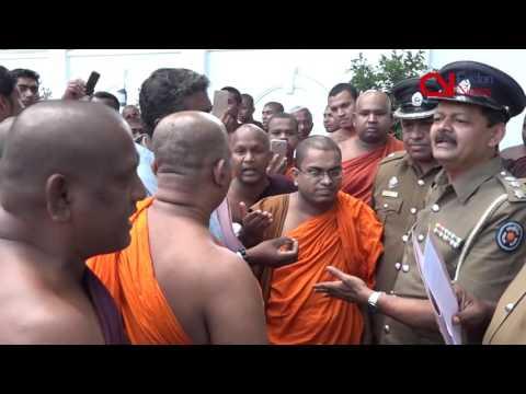 Anti Ban protesters call UN to intervene in Sri Lanka