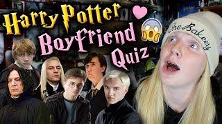Who's My Harry Potter Boyfriend?! (Quiz)