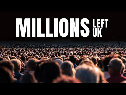 1.3 MILLION IMMIGRANTS HAVE LEFT THE UK