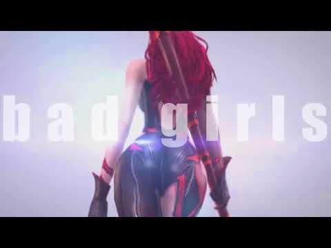 1 Hour - Nightcore - Bad Girls - NEFFEX