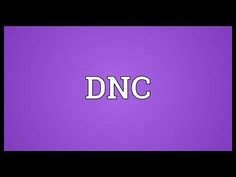 DNC Meaning