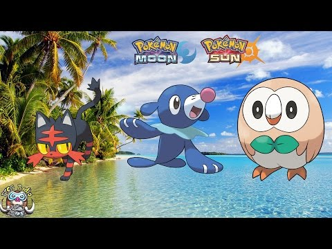 Pokémon Sun and Moon: Who is the best starter?