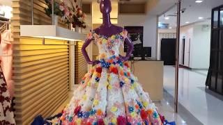 Купить Коллекцию свадебных платьев в Тайланде в центре Бангкока