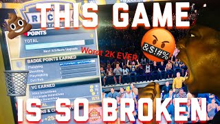 #Fix2K20 NBA 2K20 RANT | THIS HAS TO STOP | YOUR FAVORITE 2K INFLUENCERS WONT SAY THIS SO I WILL