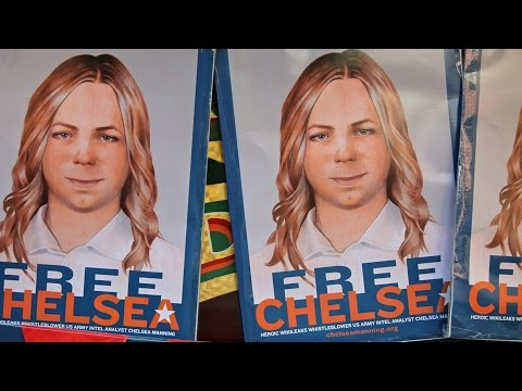 Glenn Greenwald Discusses Chelsea Manning's Release