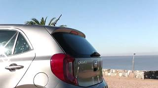 Kia New Picanto Test Drive