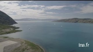 Groenland : ruines viking et côte