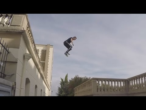 Parkour and Freerunning 2018 - Train Hard