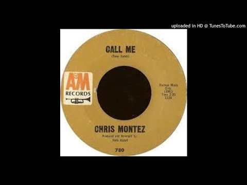 Chris Montez / Call Me [High quality stereo sound]
