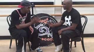 """BZ Community Class - Stephen """"Twitch"""" Boss - Interview"""