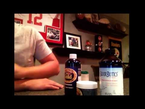 Colloidal Silver & Gold *Review*-With Personal Success Story