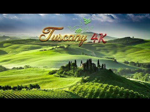 4K Tuscany Trailer (HD 50p version)