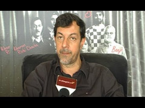 Rajat Kapoor Talks About 'Ankhon Dekhi' | Interview | Sanjay Mishra