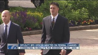 Eloff indicted on federal civil rights violations