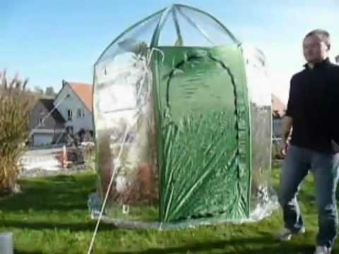 systeme de protection des palmiers en hiver youtube. Black Bedroom Furniture Sets. Home Design Ideas