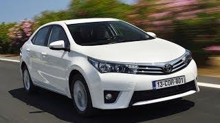 Toyota Corolla XI 2013 седан