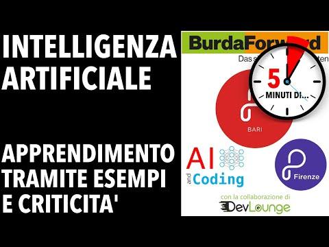 intelligenza-artificiale:-apprendimento-tramite-esempi-e-criticità-nel-machine-learning