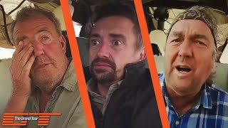 The Grand Tour: Mongolia Special, Bouncing