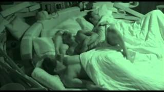 7/22 6:44am - Zankie Sleeping Closely (Supercut)