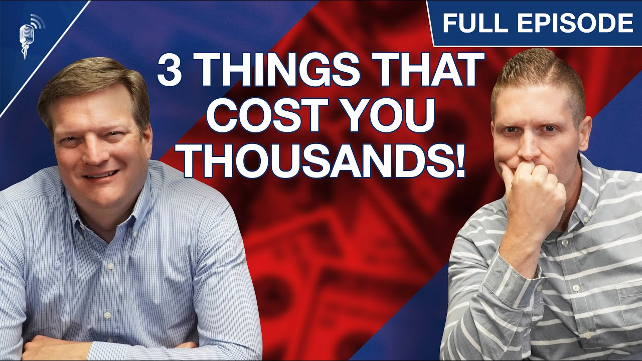 3 Things You Use Everyday That Are Costing you THOUSANDS!