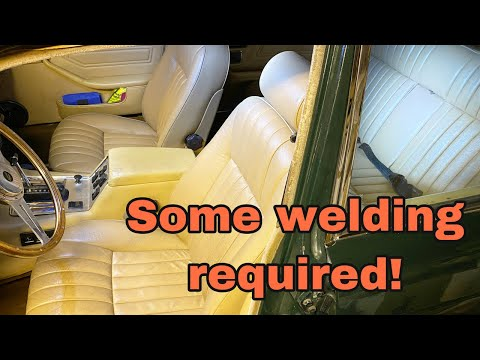 Fitting a Custom Interior to the XJ6 - Daily Driving a Classic Weekly (Episode 12)