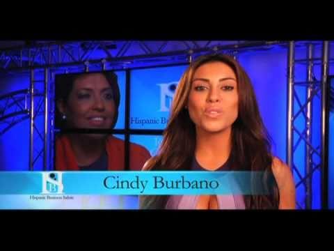 Hispanic Business Salute Telemundo Rosario Guzman y Cindy Burbano