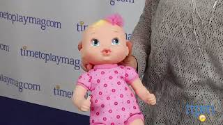 Baby Alive Luv n Snuggle Baby from Hasbro